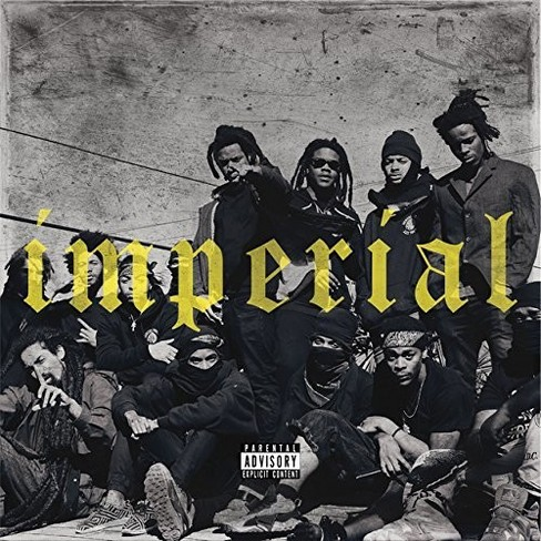 Denzel Curry - Imperial (Vinyl) - image 1 of 1