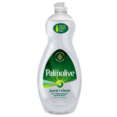 Palmolive Ultra Pure + Clear Liquid Dish Soap