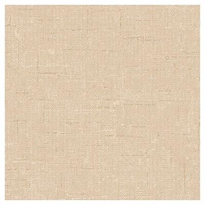 Tempaper Burlap Removable Wallpaper Tan
