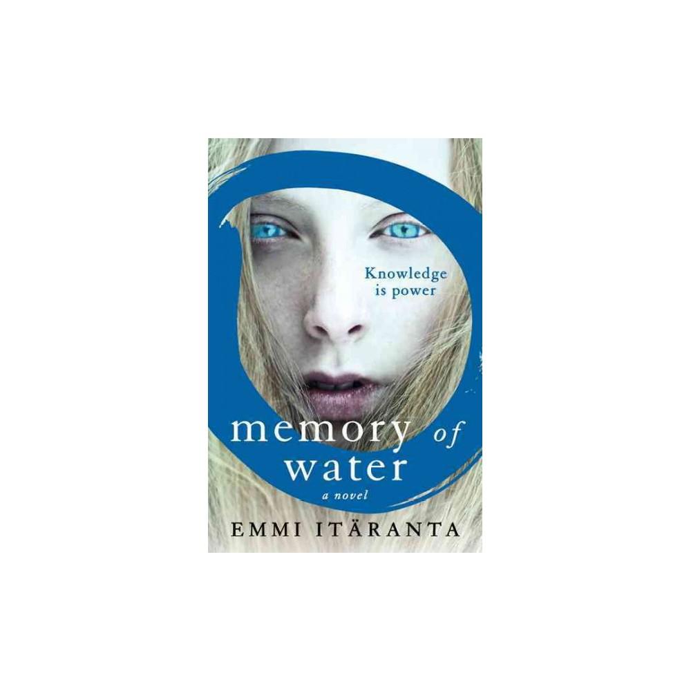 Memory of Water (Paperback)