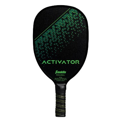 Franklin Sports Activator Wood Paddle - Green
