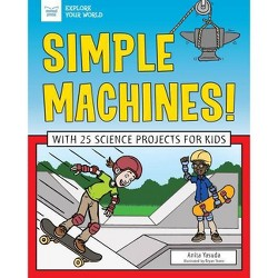 Simple Machines - (Ready For Science) By Marla Conn