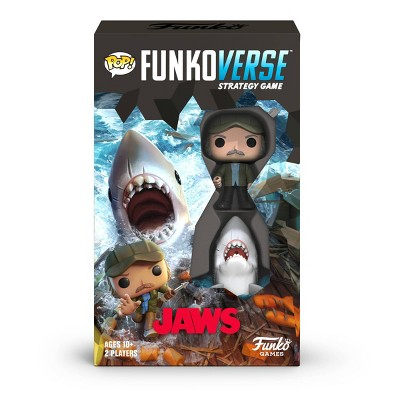 POP! Funkoverse Board Game JAWS 2pk Expandalone