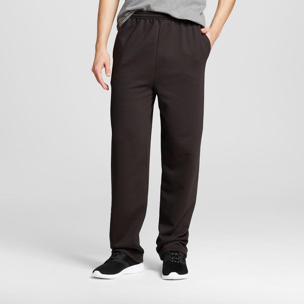 Hanes Premium Men's Fleece Sweatpants - Black S