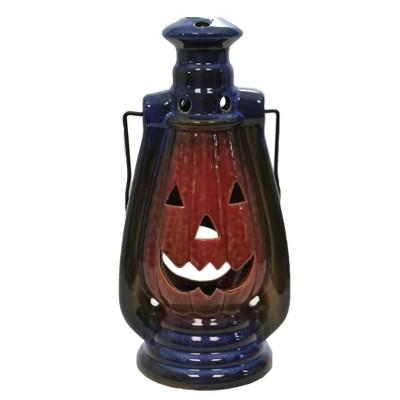 "Halloween 18.0"" Jack-O-Lantern Candle Holder Indoor Outdoor  -  Candle Holders"