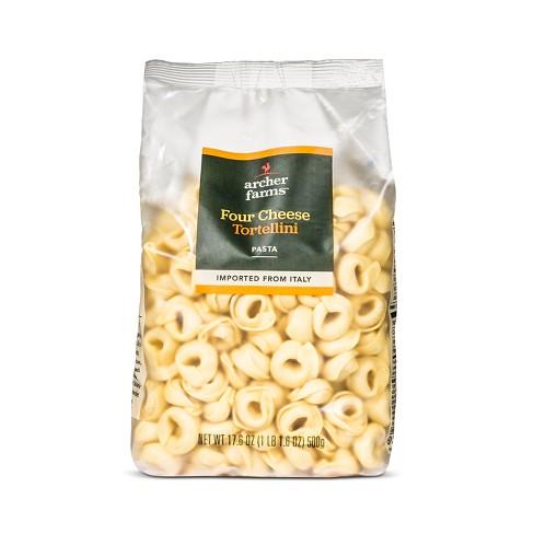 Four Cheese Tortellini Pasta 176oz Archer Farms Target