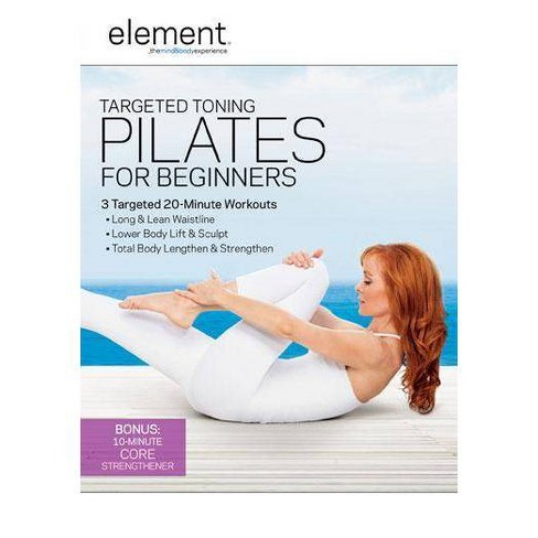 Element: Targeted Toning Pilates for Beginners (DVD) - image 1 of 1