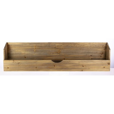 "36"" x 9.4"" Muskoka Cantu Shelf Brown - Kiera Grace"
