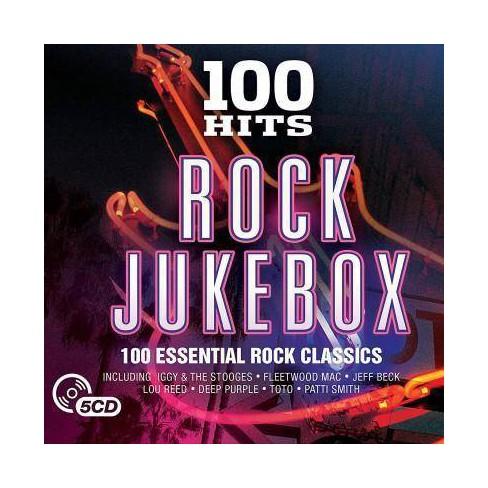 Various - 100 Hits: Rock Jukebox (CD) - image 1 of 1