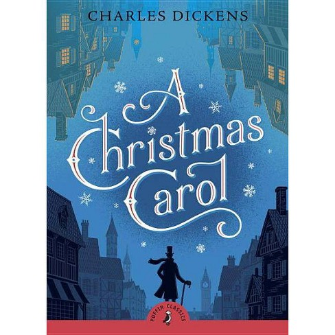 A Christmas Carol Book Cover.A Christmas Carol Puffin Classics By Charles Dickens Paperback