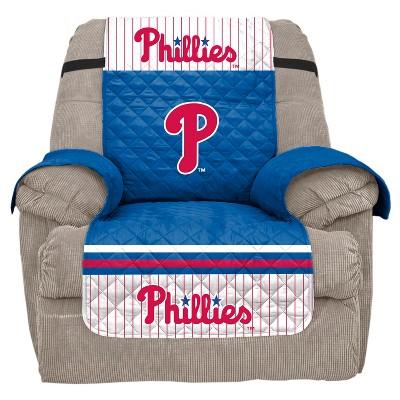 MLB Philadelphia Phillies Recliner Slipcover