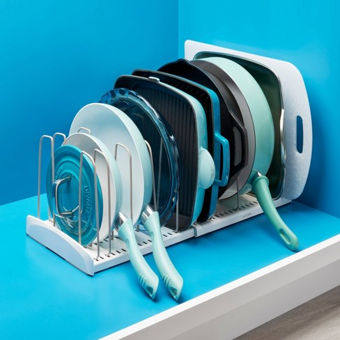 YouCopia StoreMore Expandable Cookware Rack - image 1 of 4