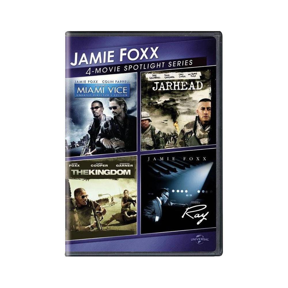 Jamie Foxx 4 Movie Spotlight Series Dvd
