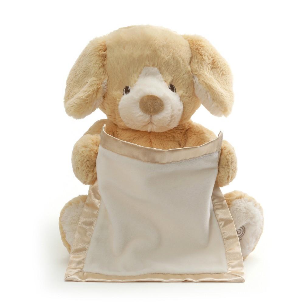 Best Discount Gund Peek A Boo Puppy Tan