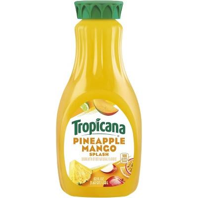 Tropicana Pineapple Mango Drink - 52 fl oz