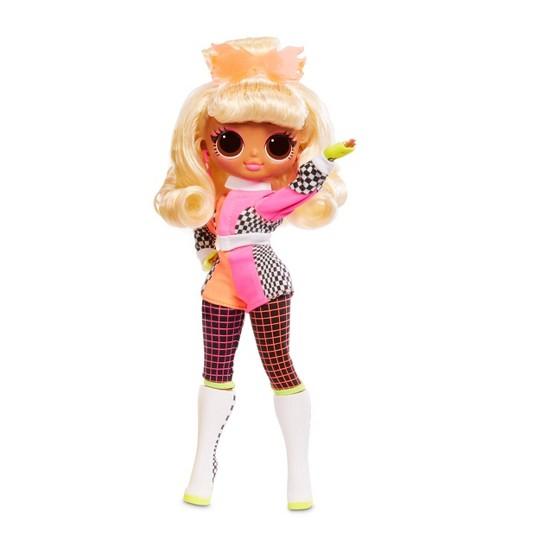 L.O.L. Surprise! O.M.G. Lights Speedster Fashion Doll image number null