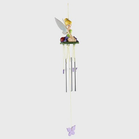 "Disney Tinkerbell 20"" Resin Wind Chime - image 1 of 1"