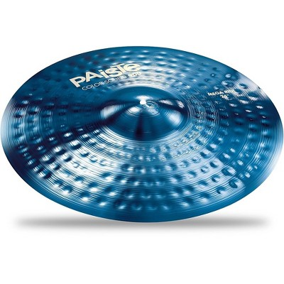 Paiste Colorsound 900 Mega Ride Cymbal Blue 24 in.
