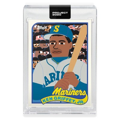 Topps Topps PROJECT 2020 Card 88 - 1989 Ken Griffey Jr. by Keith Shore