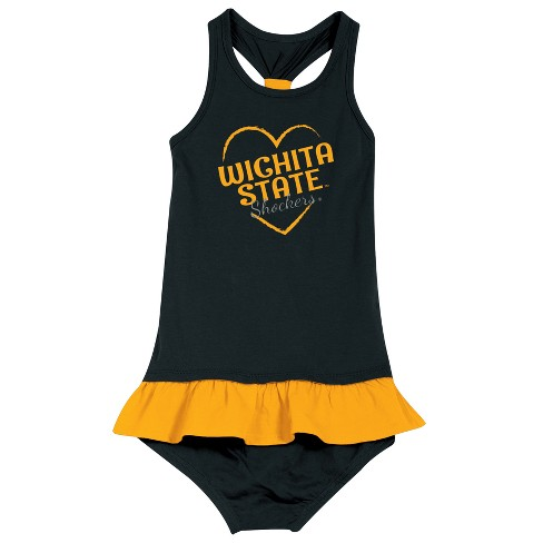 Wichita State Shockers After Her Heart Toddler Dress - image 1 of 2