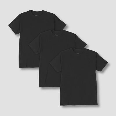 Hanes Premium Men's Stretch Crew T-Shirt 3pk