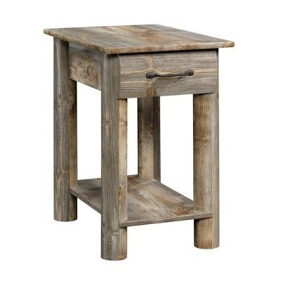 Boon Mountain Side Table Rustic Cedar - Sauder