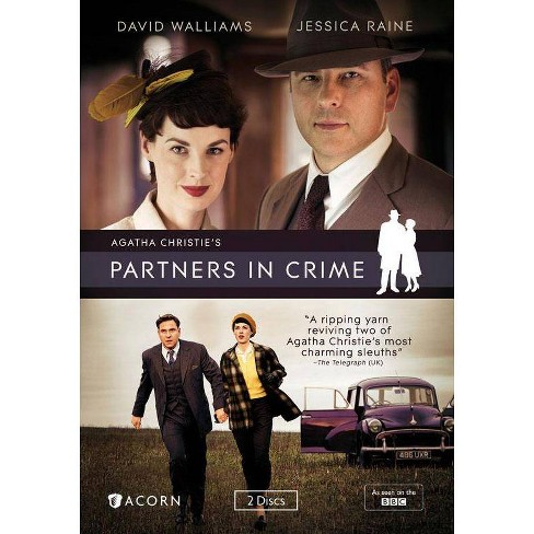 Agatha Christie's Partners in Crime (DVD) - image 1 of 1