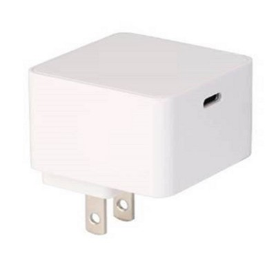 Philips Elite AC USB-C 30W Wall Charger - White
