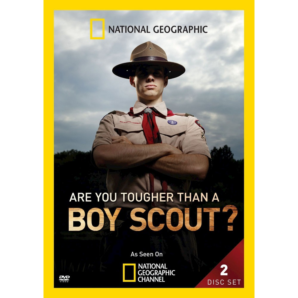 Are you tougher than a boy scout (Dvd) Are you tougher than a boy scout (Dvd)