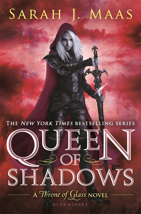 Queen of Shadows (Throne of Glass Series #4) (Hardcover) (Sarah J. Maas) - image 1 of 1
