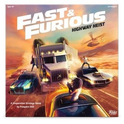 The Fast & The Furious: High Speed Heist Game