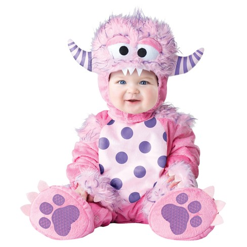 Pink Lil Monster Costume - image 1 of 1