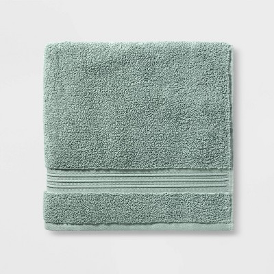 Spa Bath Towel Light Green - Threshold Signature™