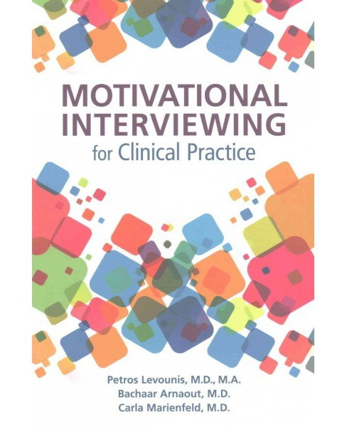 Motivational Interviewing for Clinical Practice (Paperback) - image 1 of 1