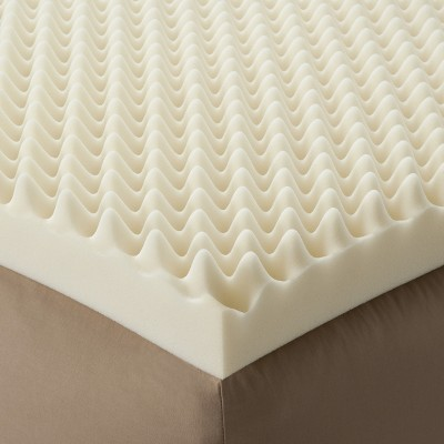 "Enhance Highloft 4"" Memory Foam Topper White - Future Foam"
