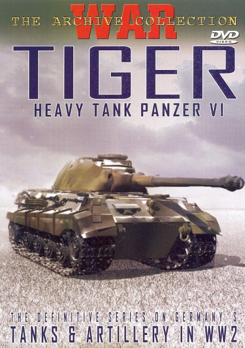 Tiger:Heavy tank panzer vi (DVD) - image 1 of 1