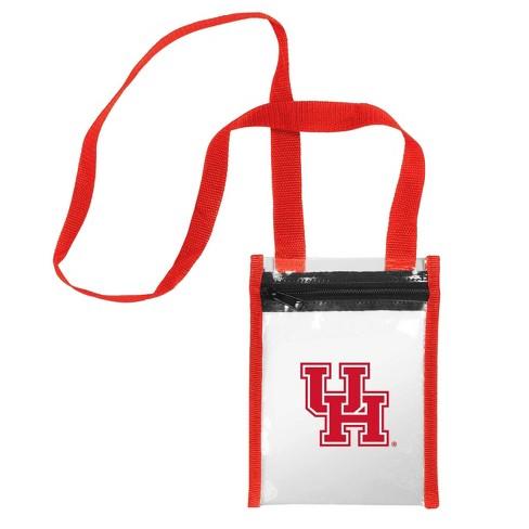 NCAA Houston Cougars Clear Crossbody Messenger Bag - image 1 of 1