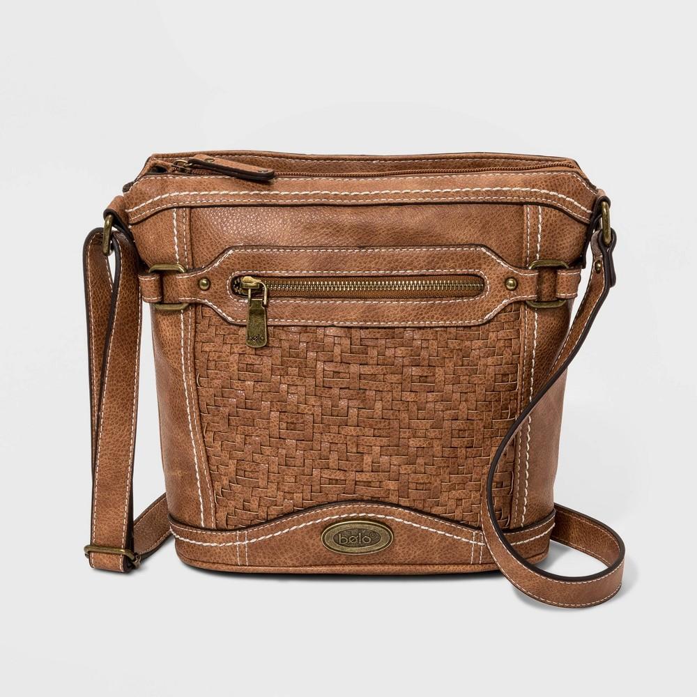 Bolo Cedarton Crossbody Bag - Brown, Women's