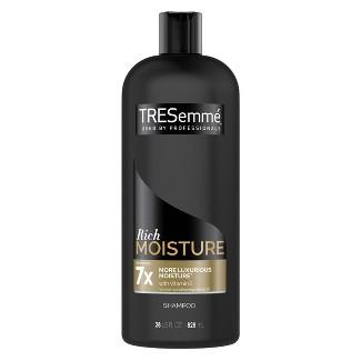 TRESemme Moisture Rich With Vitamin E Shampoo - 28 Fl Oz : Target