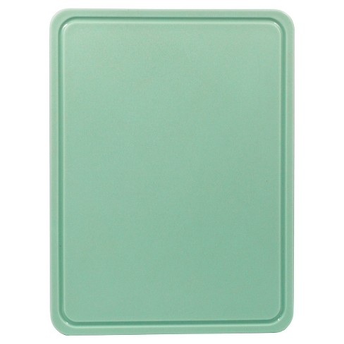 Small Cutting Board with TPR Foot Caribbean Aqua - Room Essentials™ - image 1 of 2
