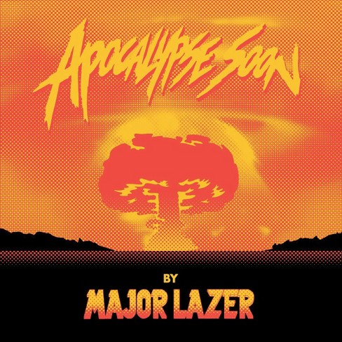 Major lazer - Apocalypse soon (CD) - image 1 of 1