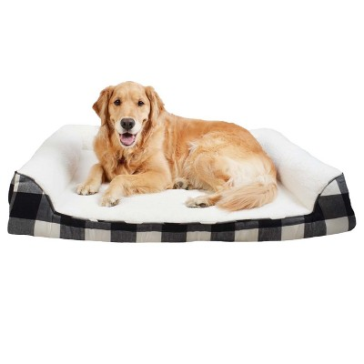 Modern Slanted Dog Bed - XL - Boots & Barkley™