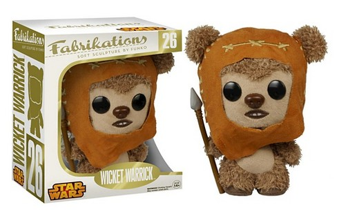Funko Fabrikations Star Wars Wicket Character Doll - image 1 of 1