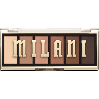 Milani Most Wanted Palettes Partner in Crime - 0.18oz