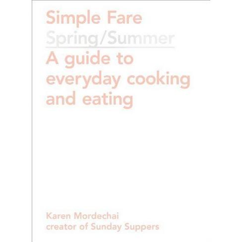 Simple Fare - by  Karen Mordechai (Paperback) - image 1 of 1