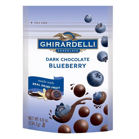 Ghirardelli Dark Chocolate Blueberry - 4.8oz - image 1 of 1