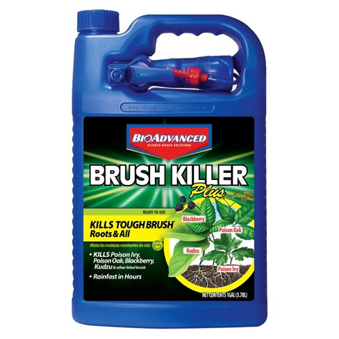 1gal Brush Killer Plus Ready To Use Bioadvanced Target