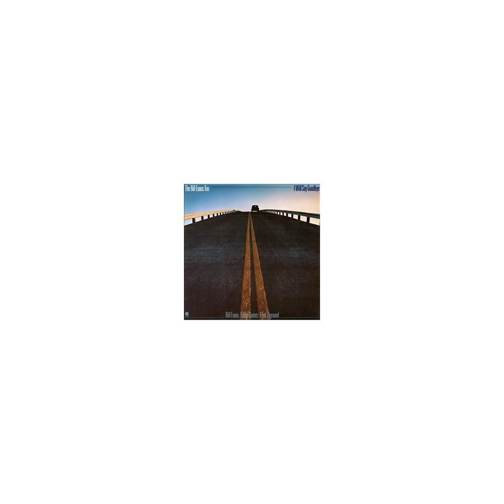 Bill Trio Evans - I Will Say Goodbye (Vinyl)