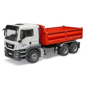 Bruder Man TGS Construction Dump Truck