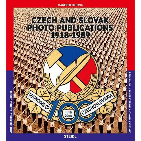 Czech and Slovak Photo Publications 1918-1989 - (Hardcover) - image 1 of 1